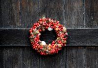 Nechte se inspirovat při tvorbě vánočních věnců
